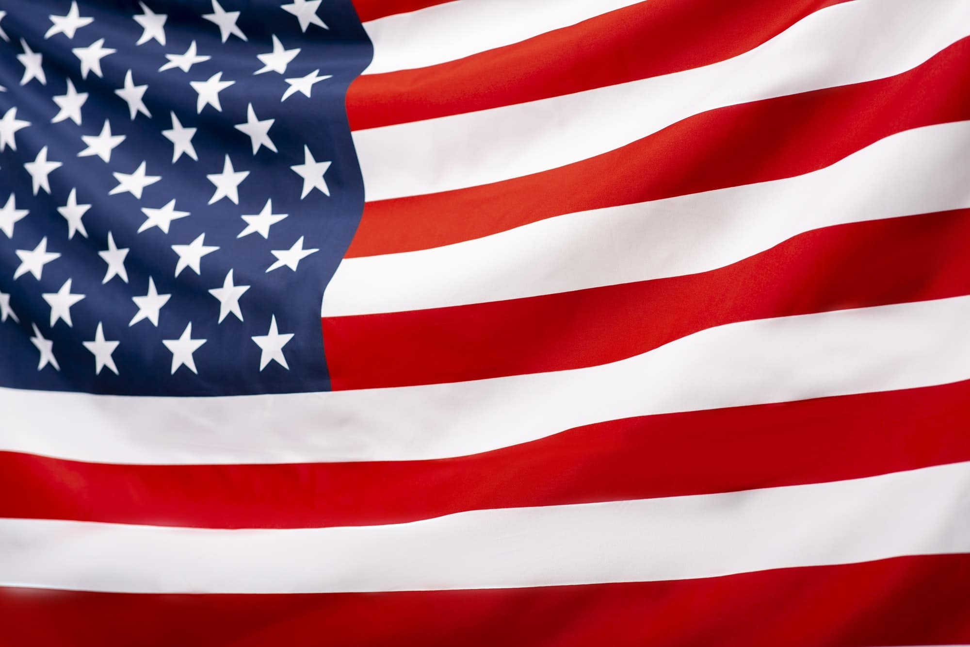 USA American flag background texture, elections, vote